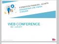 WebApp - SNCF