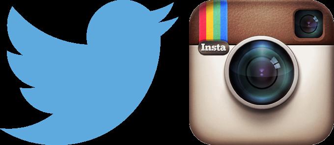 SocialWall - Twitter & Instagram
